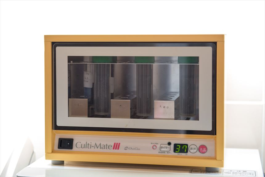 カルチメイト(細菌の培養器)