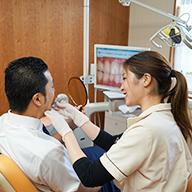 調査結果を基にした歯ぐきの治療